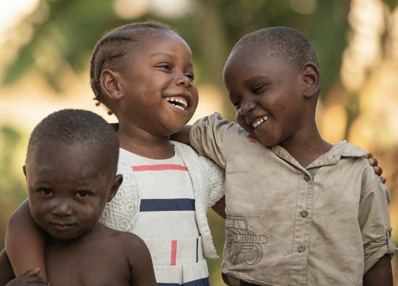 The culture of Africa. Rebirth